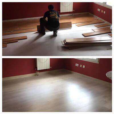 Instalacion suelo laminado en Cantabria, Santander y Torrelavega - Miguel Rodriguez