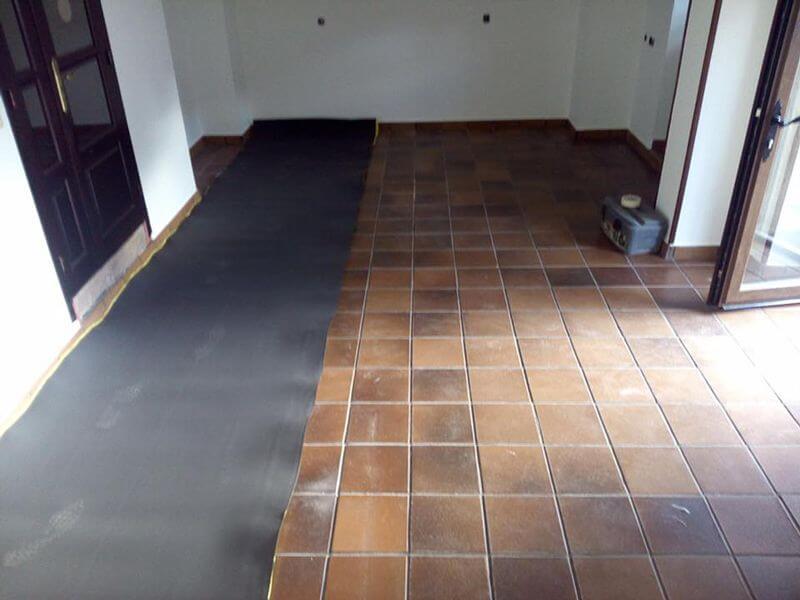 ANTES – Parquet Vinilico 100% impermeable – Miguel Rodriguez