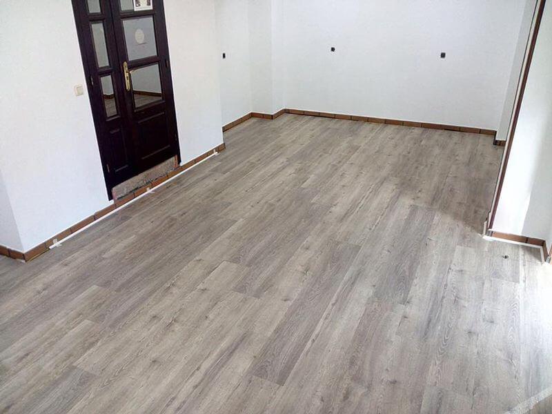Parquet Vinilico 100% impermeable – Miguel Rodriguez